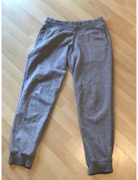 Adidas Sports Essentials Climalite Grey Jogging Trousers Joggers Size M Women by Ebay Seller