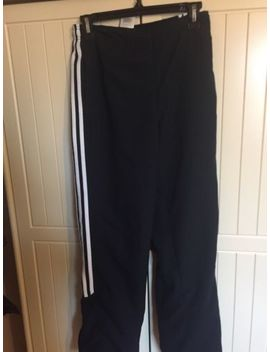 Womens Adidas Vtg Stretch Tracksuit Bottoms Sports Pants Gym Joggers Size 10 by Ebay Seller