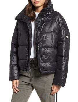 Funnel Neck Puffer Jacket by Nvlt