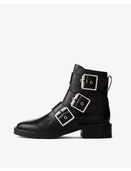 Cannon Buckle Boot by Rag & Bone