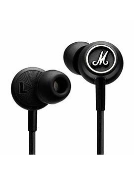 Marshall Mode In Ear Headphones, Black/White (4090939) by Marshall