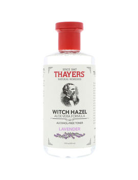Thayers Witch Hazel Aloe Vera Formula Alcohol Toner Lavender 12 Fl Oz by Thayers