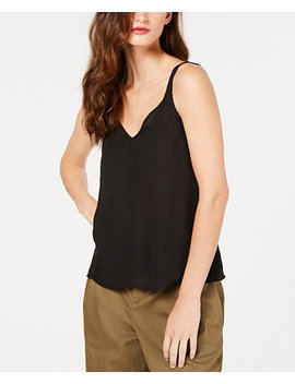 Rachel Lace Trim Camisole, Created For Macy's by Rachel Roy
