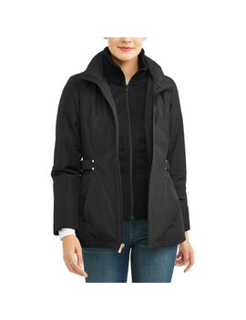 Women's Midweight Jacket by Time And Tru