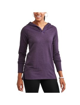 Women's Athleisure Relaxed Fit Hi Lo Hoodie by Avia