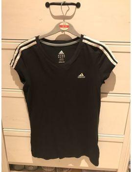 Womens Black Adidas Tshirt Size 12 by Ebay Seller
