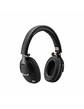Marshall Headphones M Accs 00152 Monitor Headphones, Black by Marshall