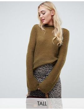 Vero Moda Tall Roll Neck Sweater by Vero Moda