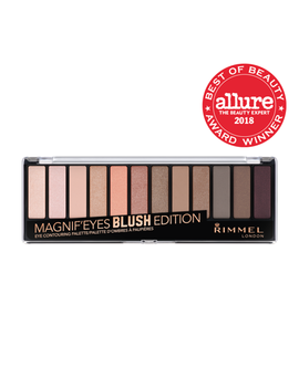 Rimmel Magnif'eyes Eyeshadow Palette, Blush by Rimmel
