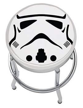 Plasticolor Star Wars Stormtrooper Garage Stool by Plasticolor