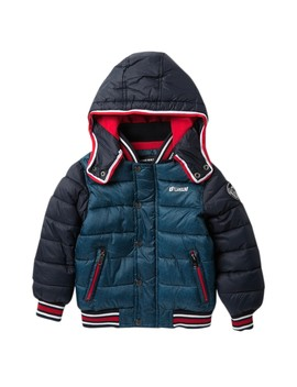 Bubble Jacket (Little Boys) by Diesel