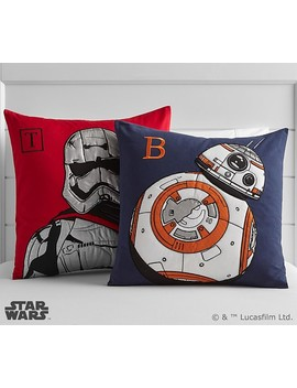 Star Wars™ Square Decorative Shams by Pottery Barn Kids