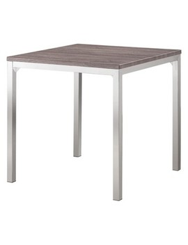 """Private Reserves 36"""" Counter Height Table Weathered Gray by Shop This Collection"""