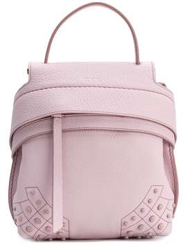 Wave Small Backpack by Tod's