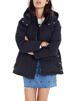 Quilted Puffer Parka by Madewell