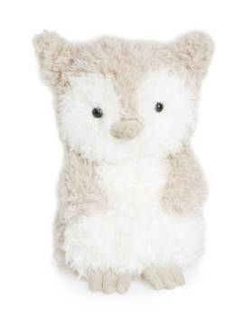 'wake Up Little Owl' Stuffed Animal by Jellycat