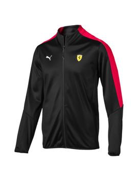Ferrari Men's T7 Track Jacket by Puma