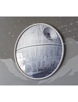 Star Wars™ Death Star™ Wall Art by Pottery Barn Kids