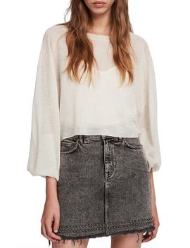 Mali Batwing Sleeve Sweater by Allsaints