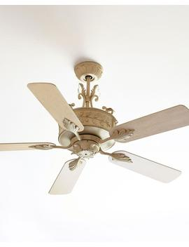 Antoinette Ceiling Fan by Neiman Marcus