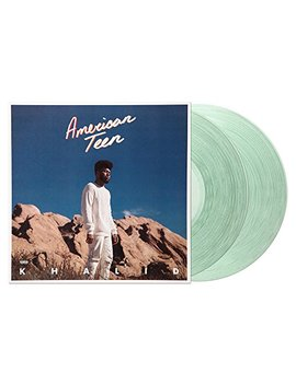American Teen Clear Vinyl by Amazon