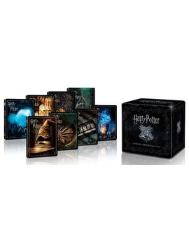Ilm Collection [Steel Book] [Includes Digital Copy] [4 K Ultra Hd Blu Ray/Blu Ray] by Harry Potter: