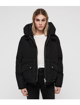 Ester Puffer Coat by Allsaints