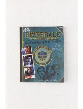 Riverdale Student Handbook By Jenne Simon by Urban Outfitters