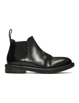 Black Bombolone Chelsea Boots by MarsÈll