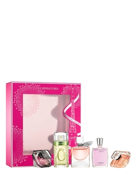 Fragrance Miniatures Collection Gift Set by Lancôme