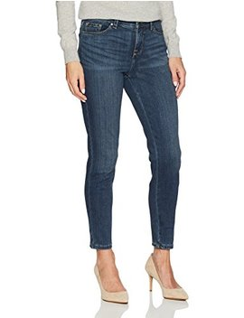 Lee Women's Modern Series Midrise Fit Anna Skinny Ankle Jean by Lee