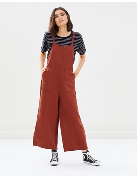 Crushed Overalls by Rvca