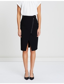 Trinity Pencil Skirt by Saba