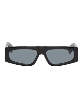 Black Power Sunglasses by Dior Homme