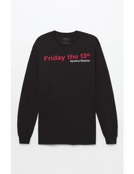 Friday The 13th Long Sleeve T Shirt by Pacsun