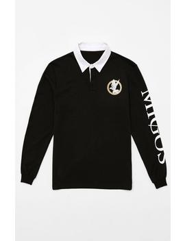 Migos Dove Long Sleeve Rugby Shirt by Pacsun