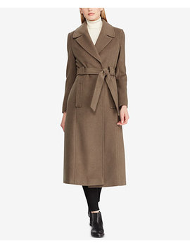 Wrap Coat by Lauren Ralph Lauren