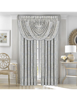 Five Queens Court Faith Back Tab Curtain Panel by Five Queens Court