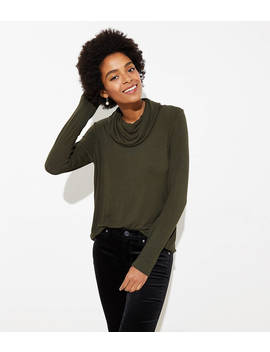Cowl Neck Tunic by Loft