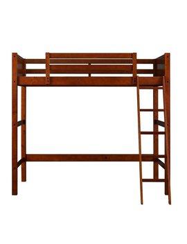 Harriet Bee Zuniga Twin Loft Bed by Harriet Bee