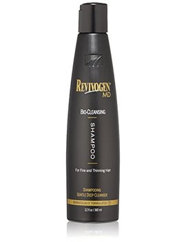 Revivogen Md Bio Cleansing Shampoo For Thinning Hair, Natural Anti Dht Ingredients, Reduce Scalp Irritation & Stimulate Thicker, Fuller, Healthier Hair For Hair Loss... by Revivogen Md