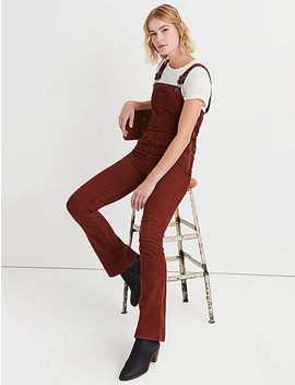 Bridgette Corduroy Overall by Lucky Brand