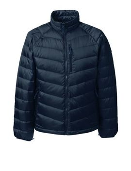 Men's 800 Down Packable Jacket by Lands' End