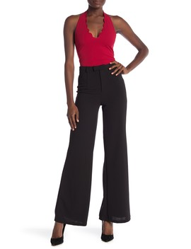 Wide Leg Basic Pants by Love By Design