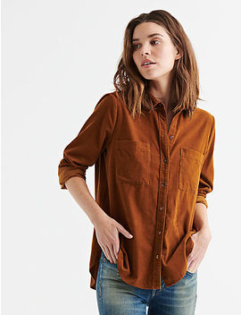 Corduroy Classic Shirt by Lucky Brand