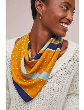 Ainsley Kerchief Scarf by Anthropologie