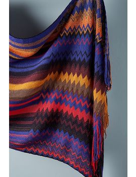 Missoni Zig Zag Scarf by Missoni