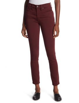 Deep Plum Jeans by Madewell
