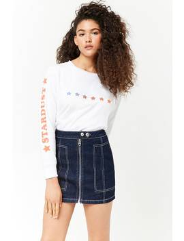 stardust-graphic-top by forever-21