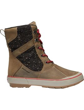 Elsa Ii Wool Waterproof Boot   Women's by Keen
